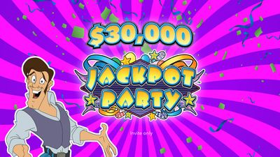 $30,000 Jackpot Party